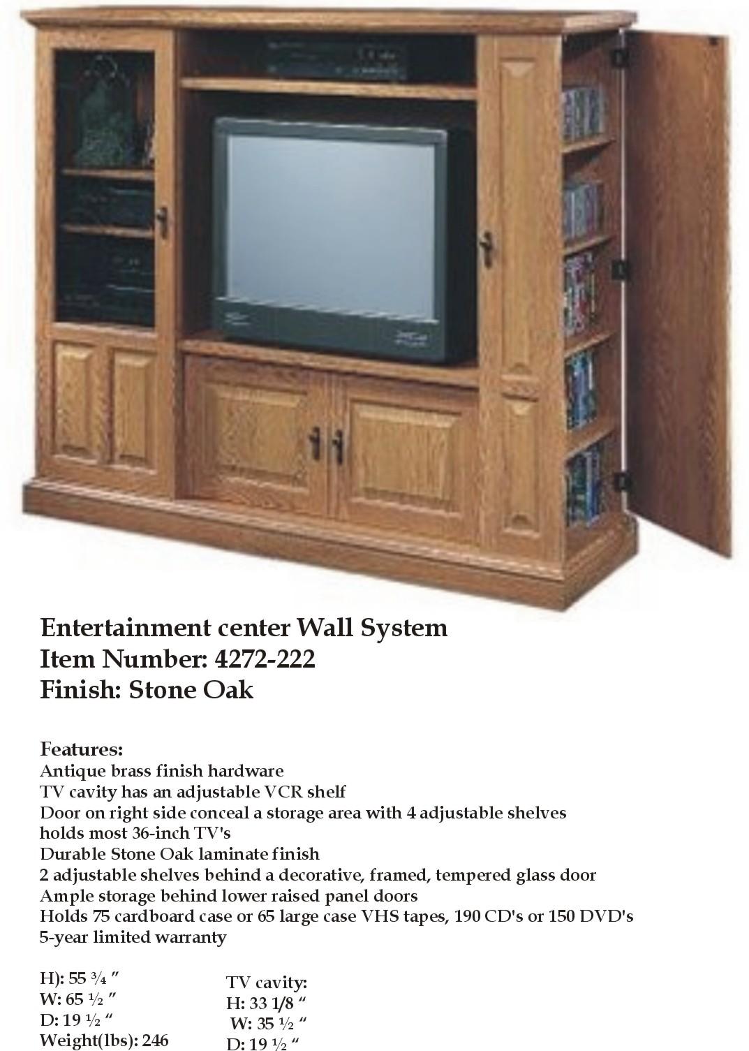 Entertainmentcenter on Office Desks Workstations