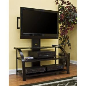 Sauder TV Stand with Panel Mt. (404700) Image