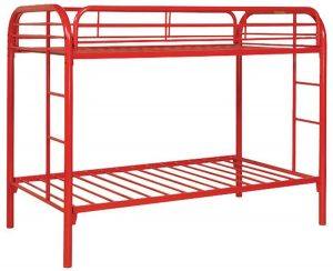 Global Decor Furniture Bunk Bed (TWIN FULL) Image