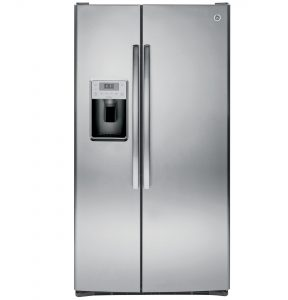 GE Profile™ Series 28.4 Cu. Ft. Side-by-Side Refrigerator (PSS28KSHSS) Image
