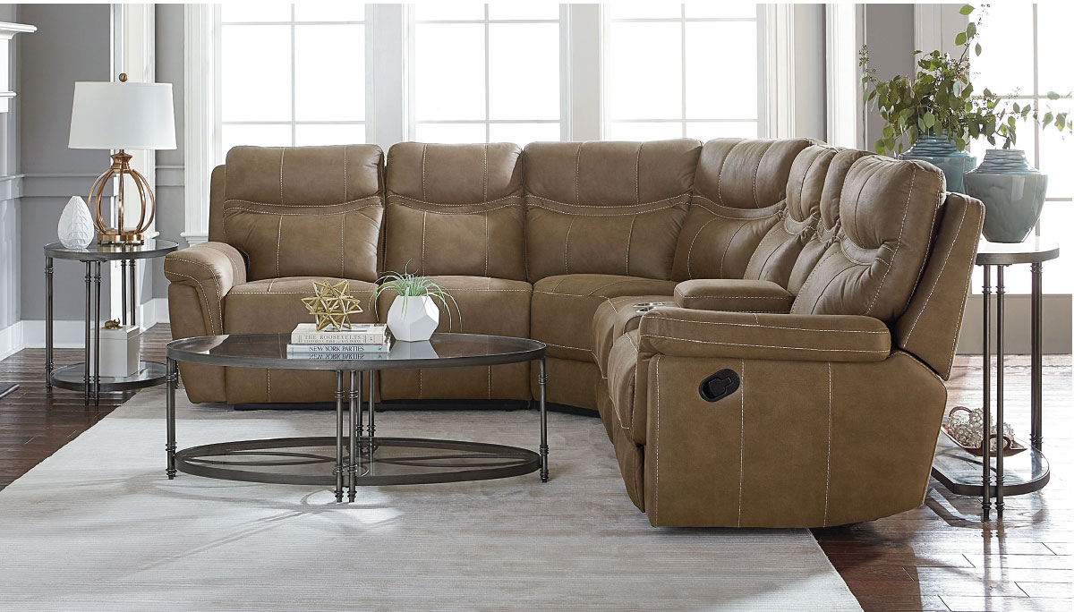 GDF 3PC Sectional (BOARDWALK) Image