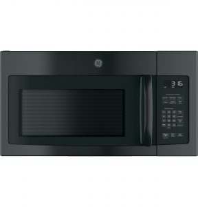 GE® 1.6 Cu. Ft. Over-the-Range Microwave Oven with Recirculating Venting (JNM3163DJBB) Image