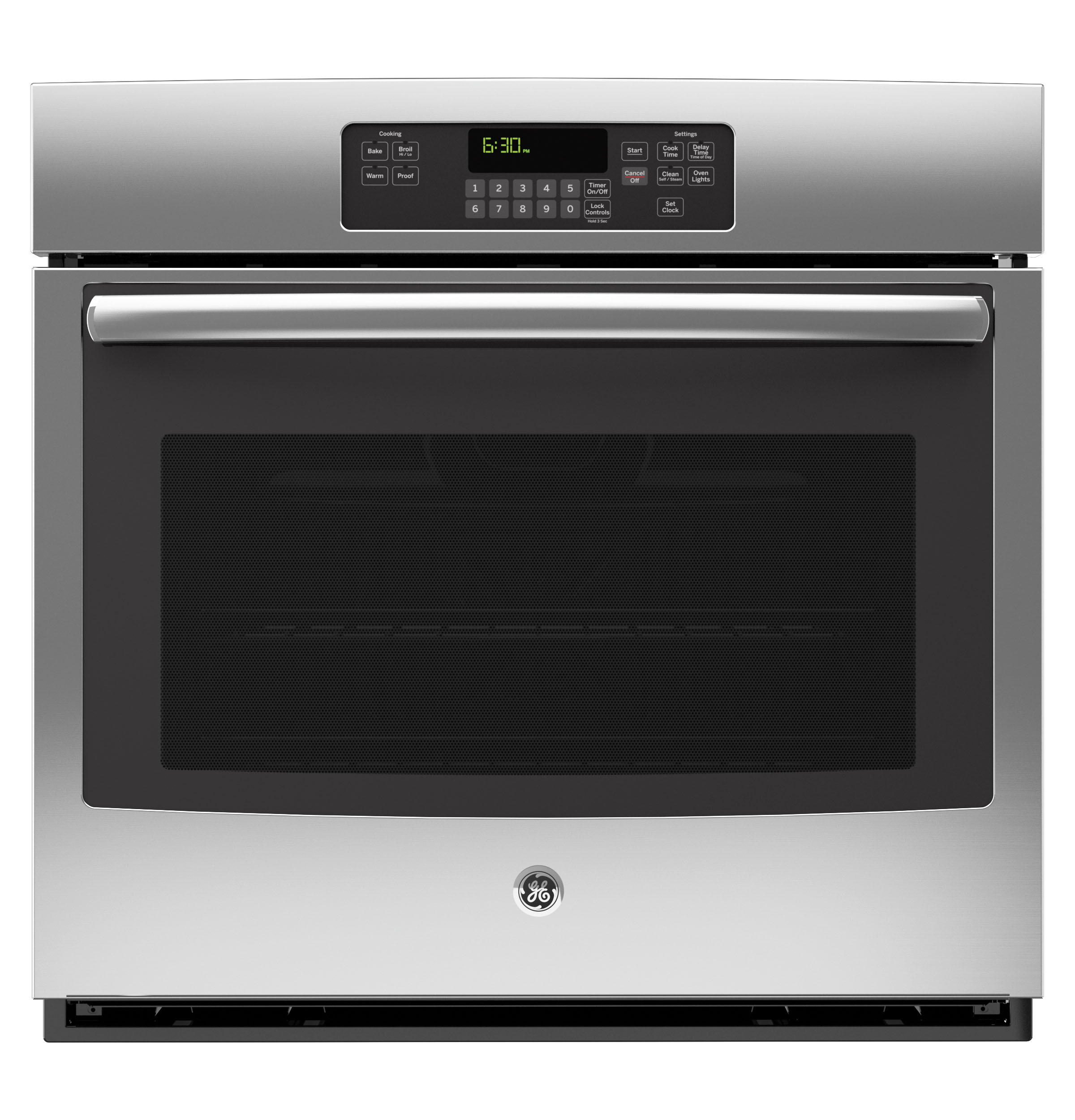 GE® 30 Built-In Single Wall Oven (JTS3000NSS) Image