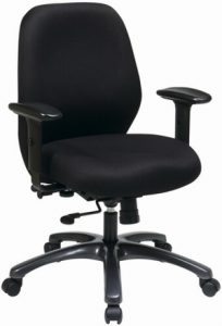 Office Star®Pro Line II Heavy Duty 24 Hour Chair [54666] Image