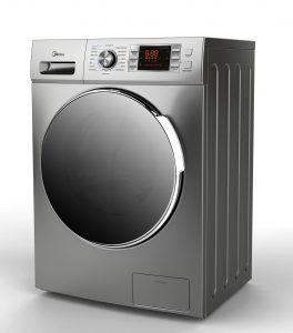 Midea® 12kg Front Load Washer/Dryer (MFC120-DU140B) Image