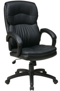 Office Star® High Back Eco Leather Executive Chair (EC9230-EC3) Image