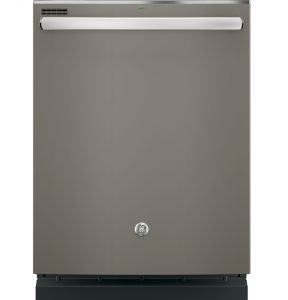 GE® Hybrid Stainless Steel Interior Dishwasher with Hidden Controls (GDT635HMMES) Image