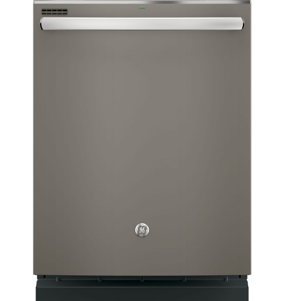 GE® Hybrid Stainless Steel Interior Dishwasher with Hidden Controls (GDT635HMMES) Image
