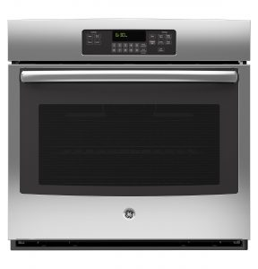 GE® 30in Built-In Single Wall Oven (JT3000SPSS) Image