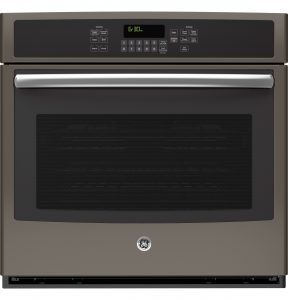 GE® 30in Built-In Single Convection Wall Oven (JT5000EJES) Image