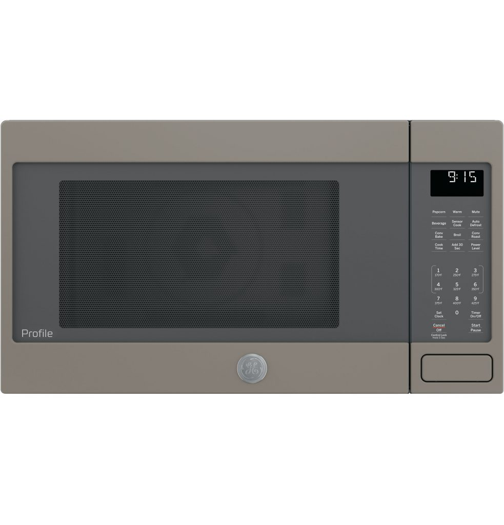 GE Profile™ Series 1.5 Cu. Ft. Countertop Convection/Microwave Oven (PEB9159EJES) Image