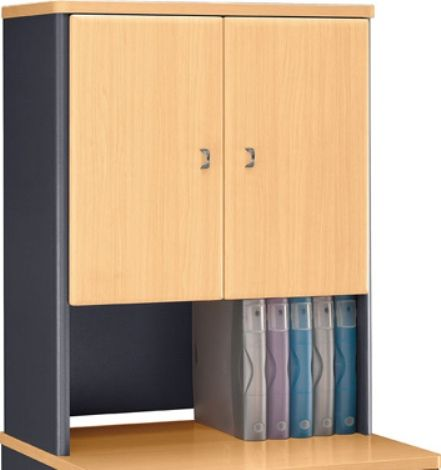 Bush® Series A - 30in 2 Door Hutch (WC14397) Image