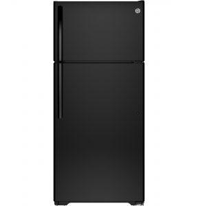 GE® 15.5 Cu. Ft. Top-Freezer Refrigerator (GTS16GTHBB) Image