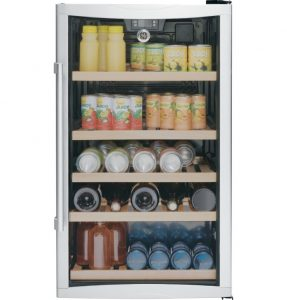 GE® 4.1 cu. ft. Wine and Beverage Centre (GVSO4BDWSS) Image