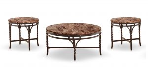 GDF 3pc Montabello Coffee Table Set (46426) Image