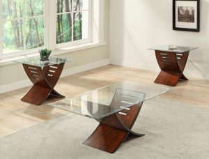 GDF Noma Glass Coffee Table (46513) Image