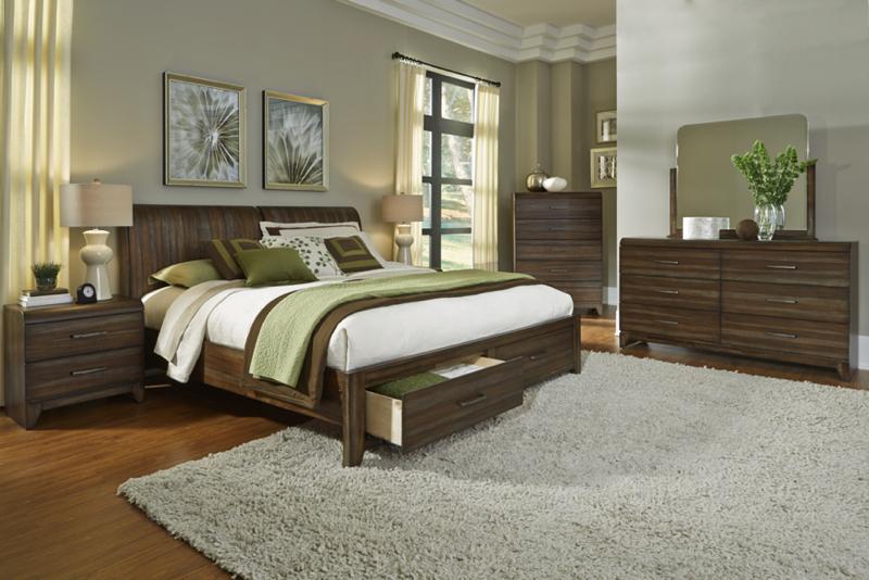 GDF 4pc Bedroom Set (DSM3111) Image