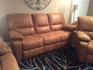 GDF 3pc Reclining Sofa Set (ARNOLD) Image