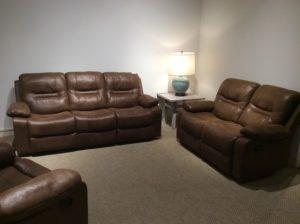 GDF 3pc Reclining Sofa Set (JOEL) Image