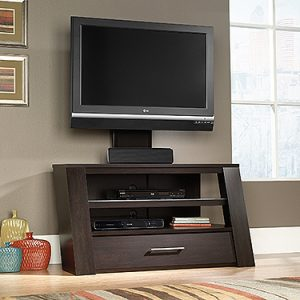 Sauder Select Collection TV Stand with Optional Mount (414143) Image