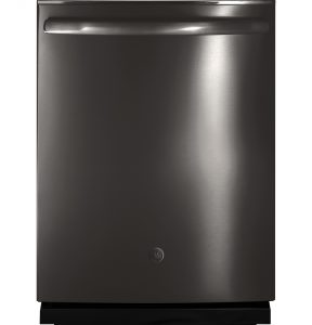 GE® Stainless Steel Interior Dishwasher with Hidden Controls (GDT655SBNTS) Image
