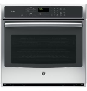 GE Profile™ Series 30in Built-In Single Convection Wall Oven (PTS7000SNSS) Image